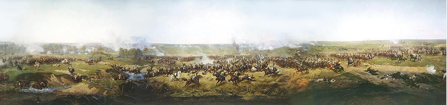 Battle of Borodino fragment 2