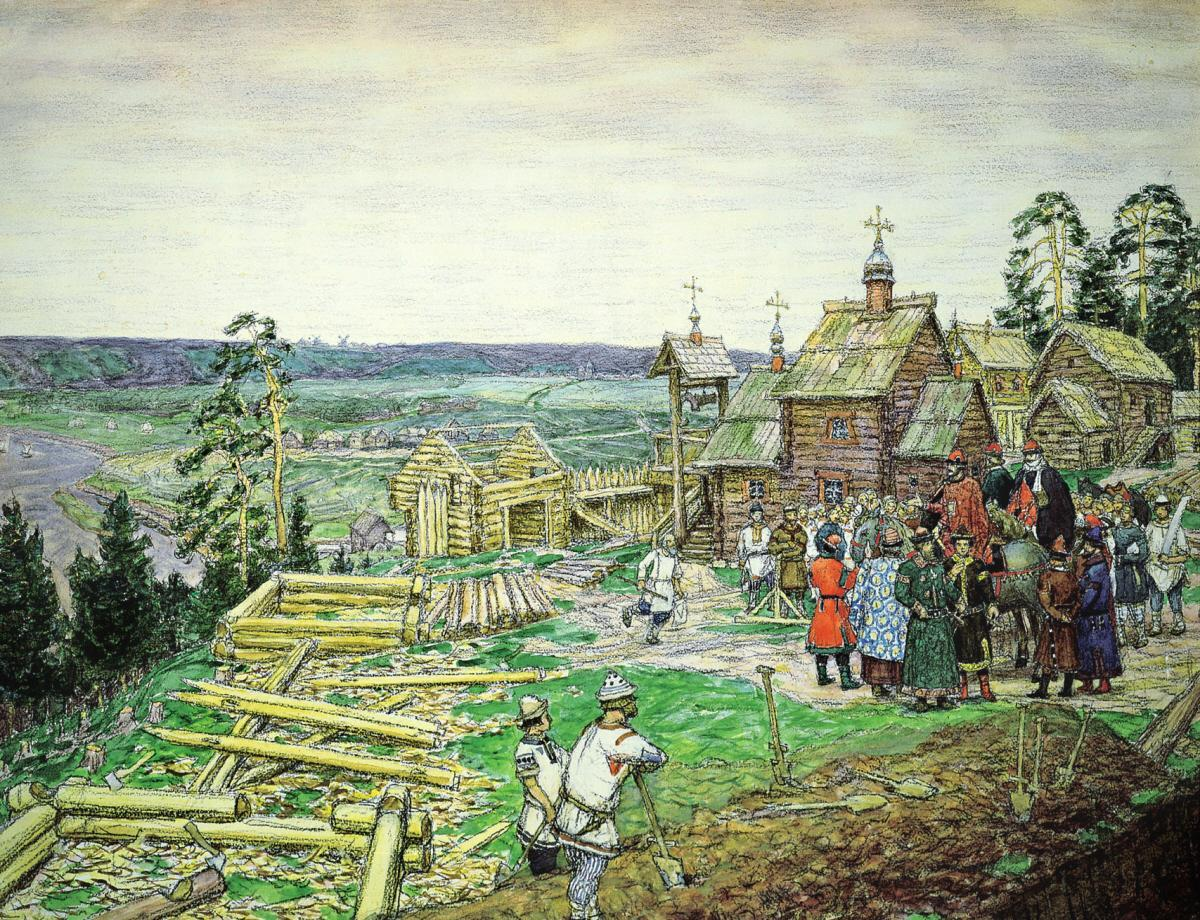 apollinary-vasnetsov-the-foundation-of-moscow-undated